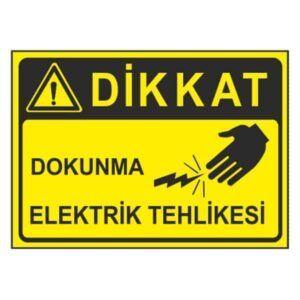 Elektrikle Çalışmalarda İş Güvenliği Önlemleri