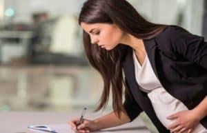 Çalışanlara hamilelik ve doğum hallerinde sağlanan haklar 2