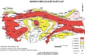 Deprem Bölgelerinde Yapılacak Binalar Hakkında Yönetmelik 4
