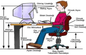 Ergonominin İş Sağlığı ve Güvenliği İle İlişkisi