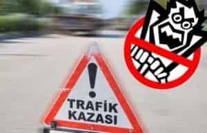 Tedbir Alınmamış Trafik Kazaları - Video 4