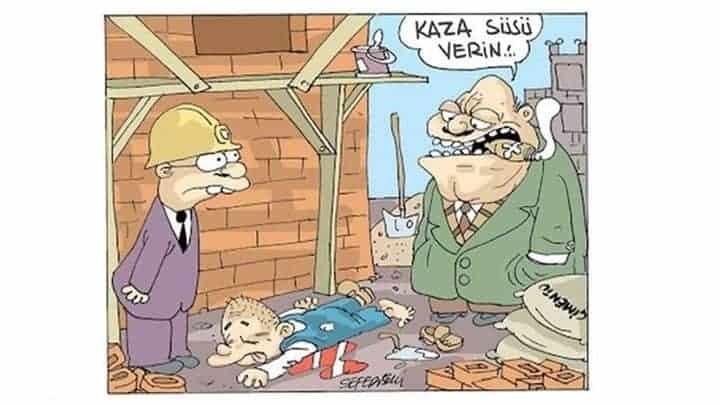 Ramazanda iş Güvenliği