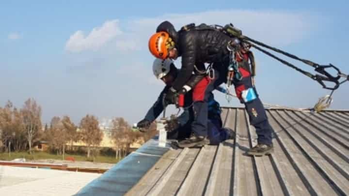 Yüksekte Güvenli Çalışma Yöntemleri 11