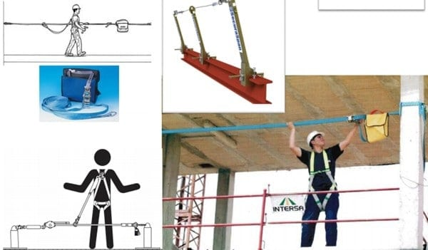 Yüksekte Güvenli Çalışma Yöntemleri 14