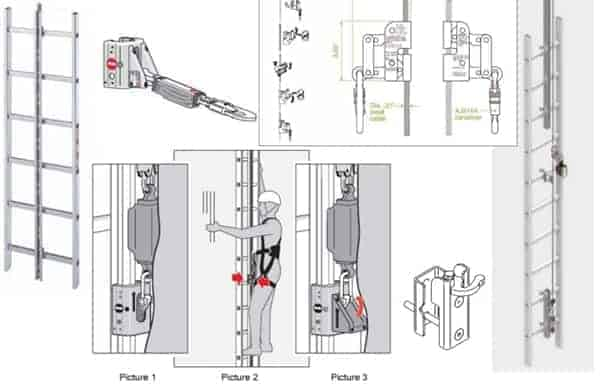 Yüksekte Güvenli Çalışma Yöntemleri 16