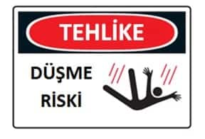 Yüksekte Çalışmalarda İş Sağlığı ve Güvenliği Uygulama Rehberi 3