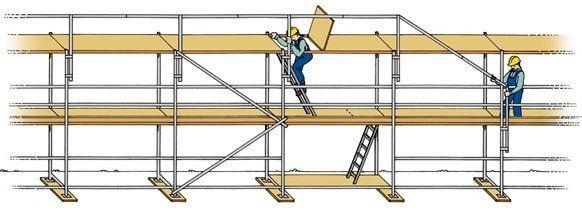 Yüksekte Çalışmalarda İş Sağlığı ve Güvenliği Uygulama Rehberi 44