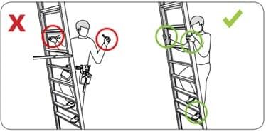 Yüksekte Çalışmalarda İş Sağlığı ve Güvenliği Uygulama Rehberi 29