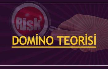 Risk Değerlendirme: Domino Teorisi 1
