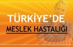 Türkiye'de Meslek Hastalıkları Sınıflandırması! 2