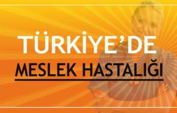 Türkiye'de Meslek Hastalıkları 1