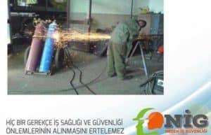 Metal Sektöründe Sağlık Tehlikeleri ve Riskler