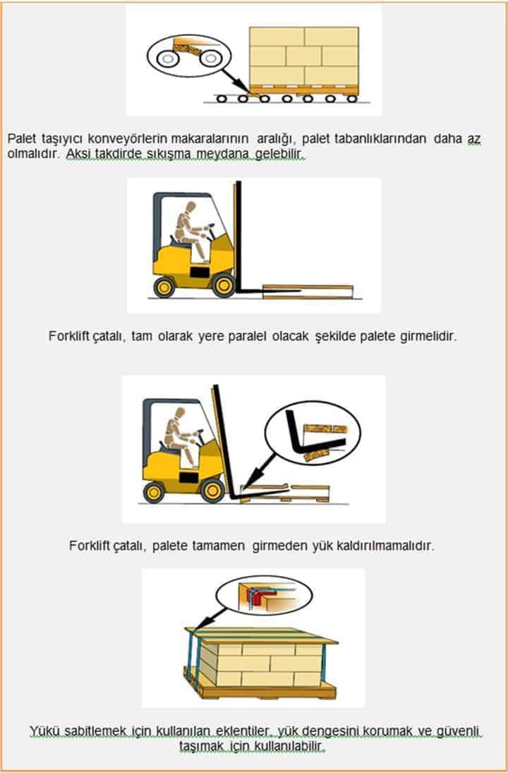 Güvenli İstifleme Nasıl Yapılır? 11