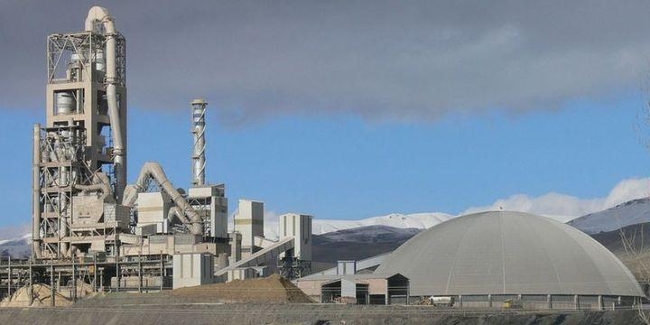 Çimento Sektöründe İş Güvenliği 1