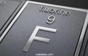 Flor ve Hidroflorik Asite Bağlı Hastalıklar 3