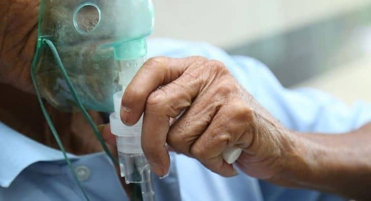Mesleki Kronik Obstrüktif Akciğer Hastalığı KOAH 1