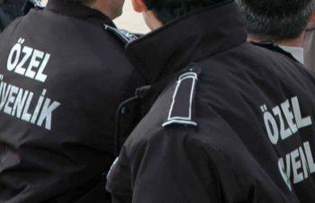 Özel Güvenlik Faaliyetlerinde Kontrol Listesi