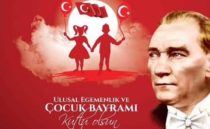 "23 Nisan ""100. Yıl Marşı"" 1"