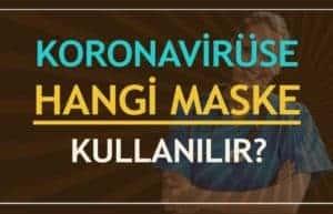 Virüse Karşı Hangi Maske Kullanılır? 2