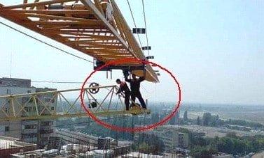 Yüksekte Çalışma Güvenliği