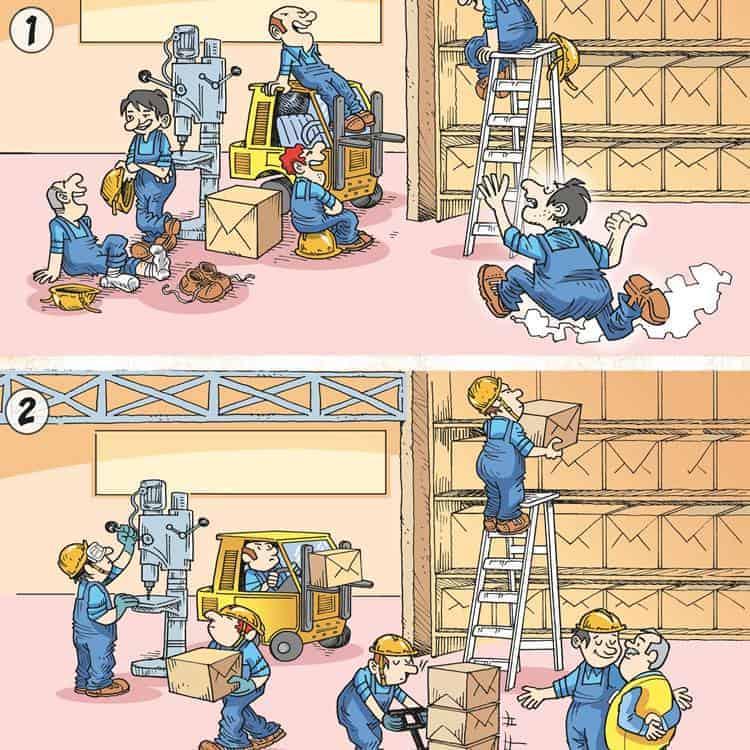 İşyerlerinde İş Sağlığı ve Güvenliği Uygulamaları