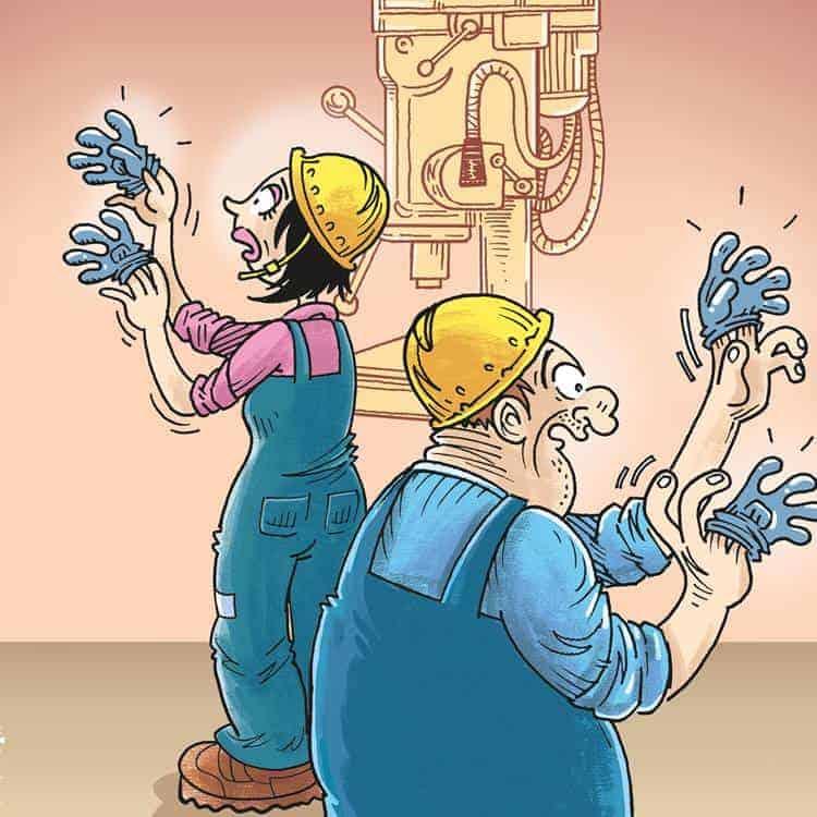 Hazırlama, Tamamlama ve Temizleme İşleri Yönetmeliği