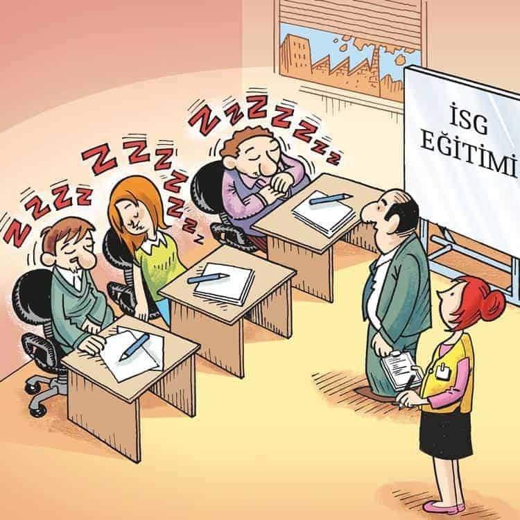 İş Sağlığı ve Güvenliği Eğitimlerinin Hukuki Dayanağı