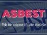 Asbest Nasıl Anlaşılır?