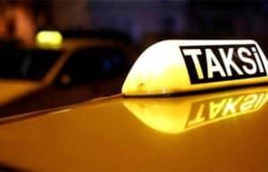 Taksiciler için Kontrol Listesi
