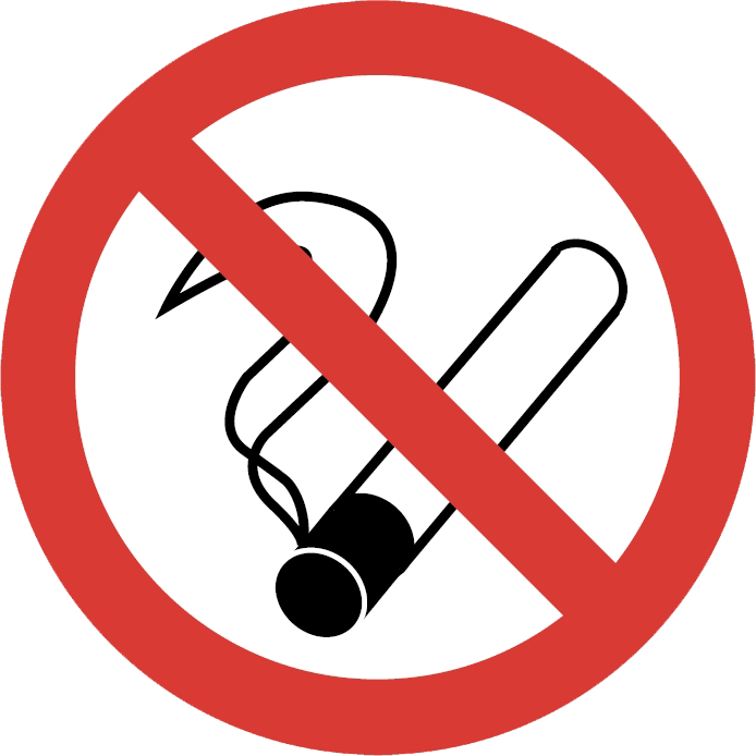 Sigara içilmez