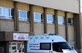 Elazığ Karakoçan'da iş kazası,bir kişi hayatını kaybetti