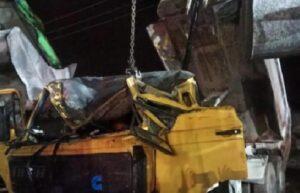 Fabrikada iş kazası: 1 ölü 3
