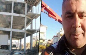 Antalya'da iş cinayeti: 15 metre yüksekten düşen işçi yaşamını yitirdi 8