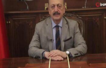 """Bakan Bilgin: """"Ölümlü iş kazası oranı yüzde 41 azalmıştır"""" 1"""