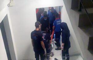 Adana'da iş cinayeti: Asansör boşluğuna düşen işçi hayatını kaybetti 4