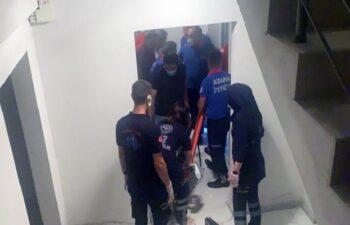 Adana'da iş cinayeti: Asansör boşluğuna düşen işçi hayatını kaybetti 2