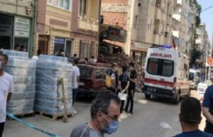 Bursa'da iş cinayeti: Ekskavatörle bina duvarı arasına sıkışan işçi öldü 3