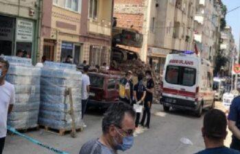 Bursa'da iş cinayeti: Ekskavatörle bina duvarı arasına sıkışan işçi öldü 4