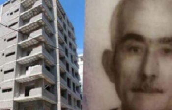 Adana'da iş cinayeti: İnşaattan düşen 65 yaşındaki işçi hayatını kaybetti