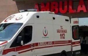 Manisa'da iş cinayeti: Tıkanan kanalizasyon hattını açmaya çalışırken yaralanan işçi hayatını kaybetti