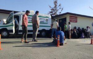 Şanlıurfa'da iş cinayeti: Elektrik akımına kapılan işçi hayatını kaybetti