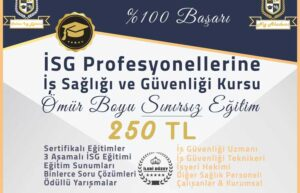 Online İSG Eğitimleri Başladı 9