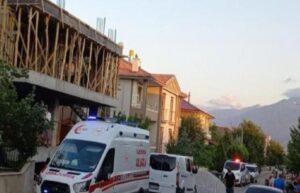 Erzincan'da iş cinayeti: İnşaatın asansör boşluğuna düşerek hayatını kaybetti