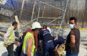 İSKİ'ye ait şantiye alanında iş kazası: 3 işçi ağır yaralandı 2