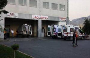 Malatya'da tekstil fabrikasında 55 işçi yemekten zehirlendi 1