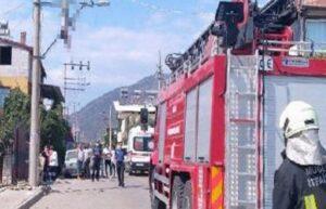 Muğla'da iş cinayeti: Elektrik akımına kapılan işçi, yaşamını yitirdi