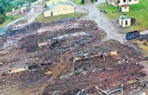 Sakarya'daki havai fişek fabrikasındaki patlamanın üzerinden 1 yıl geçti