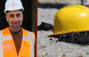 Şanlıurfa'da iş cinayeti: Beton blokların altında kalan işçi hayatını kaybetti