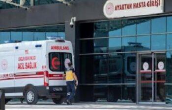 Alüminyum pres makinesine ayağını sıkıştıran işçi yaralandı 7