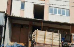 Bursa'da asansör boşluğuna düşen işçi ağır yaralandı 2